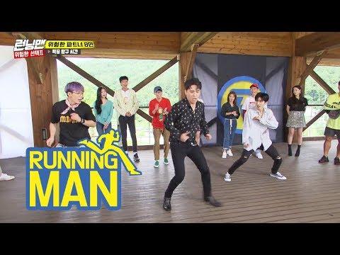 "Download Lagu  Seung Ri and iKON Decide to Perform ""Killing Me"" Running Man Ep 416 Mp3 Free"