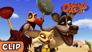 Oscar's Oasis - One For All  _Funny Cartoons | Chuggington TV