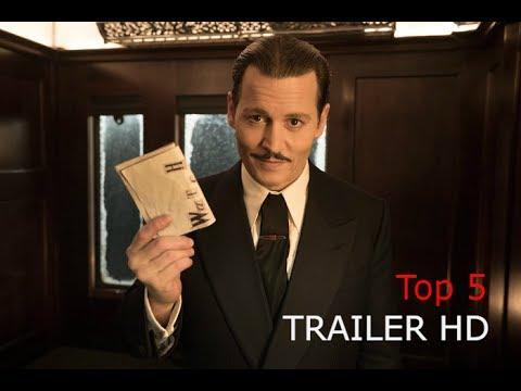 Топ 5 детективов 2017 HD