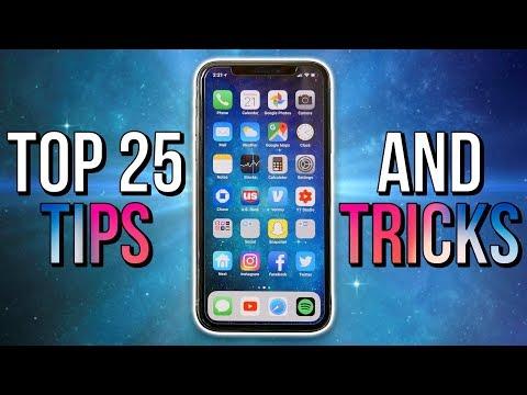 iPhone X - TOP 25 Tips & Tricks