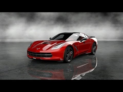 Corvette Stingray  on Chevrolet Corvette Z06 C6 Automobile Technical Specifications 2005