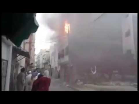 تطوان: مصرع سيدة وابنها في حريق بحي كويلما