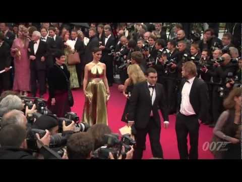 BOND Actresses in Cannes