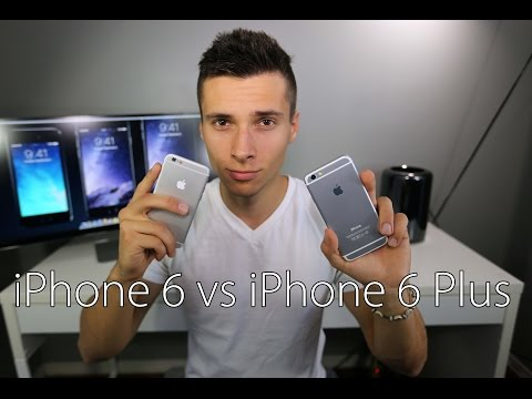 iPhone 6 VS iPhone 6 Plus - Which Should You Buy?