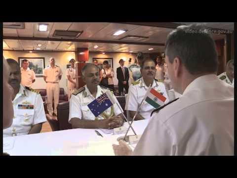V20150548 - Australia and India Maritime Exercise