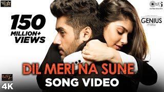 Dil Meri Na Sune Song Audio Genius Utkarsh Ishita Atif Aslam Himesh Reshammiya Manoj