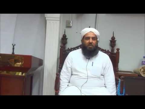Chand Nasehana Baatein, (maulana Ilyas Ghuman, Hong Kong) video