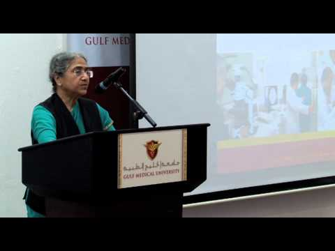 Launching Ceremony of Gulf Medical Journal