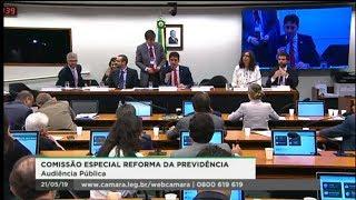 Comissão Especial da Reforma da Previdência - BPC e abono salarial - 21/05/2019 - 17:40