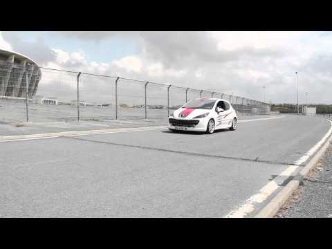 Peugeot 207 RC LeMans CARAUDIOSOUL By sEBo