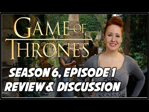 Game of Thrones Season 6 Episode 1 Review