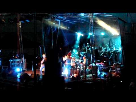 Concert Dan Ar Braz&Bagad Kemper