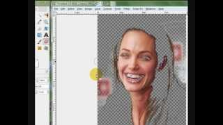 How to do a Digital Makeover in GIMP