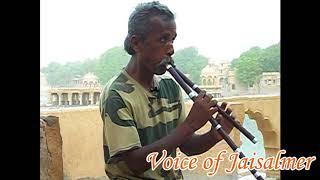 Great music by Badal  (बादल भील द्वारा अलगोजा वाद्य यंत्र से संगीत)