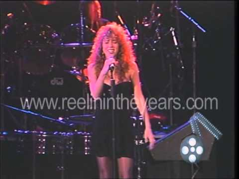 Mariah Carey- &quot;Vision Of Love&quot; Live 1991 (Reelin&#039; In The Years Archive)