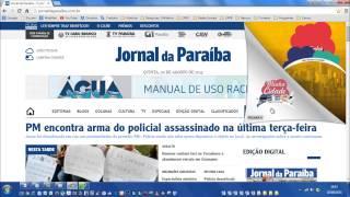 Jornal da Paraíba Online, Minha Cidade João Pessoa, Pellback