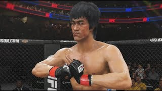 (11.1 MB) ENTER THE DRAGON!!! UFC 3 PS4 GAMEPLAY - BRUCE LEE VS CM PUNK Mp3