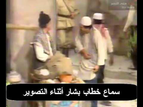 أخطاء وعثرات التلفزيون السوري على طريقة أيام زمان!!