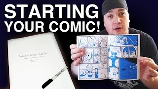How To Start Your Comic