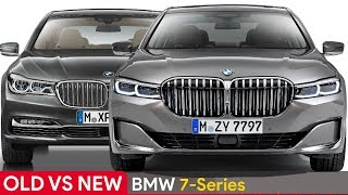 Old Vs New BMW 7 Series ► See The Differences