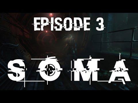 SOMA Let's Play Facecam FR - Episode 3 : Plongée Sous-Marine
