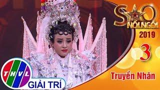THVL | Sao nối ngôi Mùa 4 – Tập 3[5]: Thạch Nương Tiên đề cờ - Bảo Ngọc