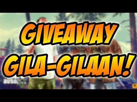 Giveaway 2 Tara Arts Game! Gta V Pc (fisik), Gta V Steam Dan Lain Lain! video