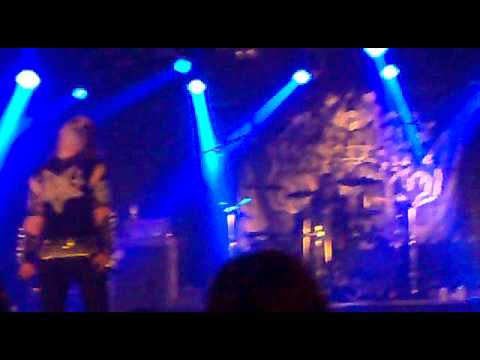 SATANIC WARMASTER VIDEO 4 LIVE STEELFEST 2013 EN VIVO FINLANDIA
