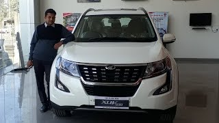 Mahindra XUV500 |w11|2019 |Review In Hindi |Price |mileage |Features and Specifications