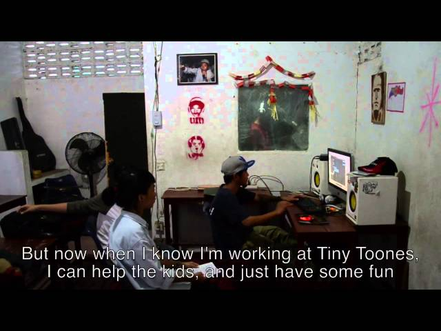 Tiny Toones teachers: Voch's story
