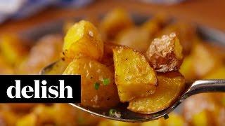 Salt and Vinegar Potatoes | Delish