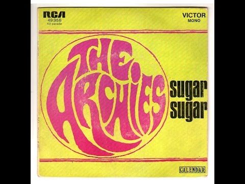 Sugar Sugar - The Archies Music Videos