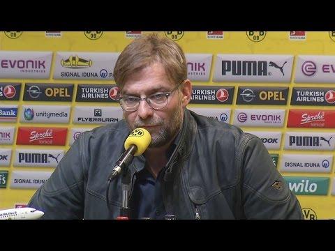 Pressekonferenz: Jürgen Klopp vor dem Auswärtsspiel in Mönchengladbach | BVB total!
