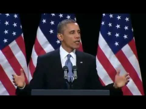Obama Immigration Reform Speech In Las Vegas, Nevada (Full) - 1/29/2013