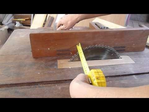 Usando sierra circular casera youtube - Sierra electrica para madera ...