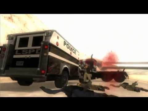 Betrayal 19 (český dabing) | GTA San Andreas Movie | Perhapsgamers...