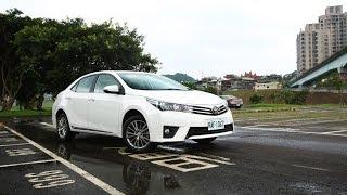 Toyota Corolla Altis 霸主登場