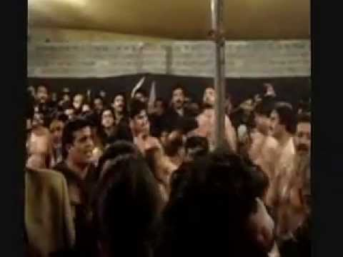 Shabab Ul Momineen (nasir Asghar Party) - Haye Zainab Veer Di Mout Diyan -8th Safar 2012 1434 video