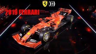 F1 2019 FERRARI CAR LAUNCH!