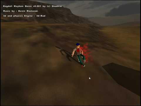 3d Ragdoll Games