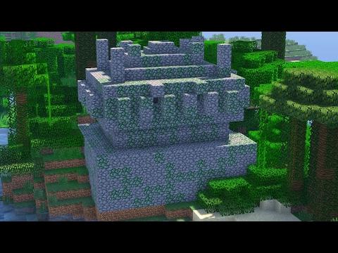 ЗАПРЕЩЕННАЯ ЛОВУШКА В MINECRAFT! Храм в джунглях убийца!