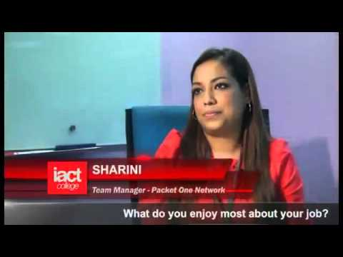 Interview with Sharini of Packet One Network (P1)