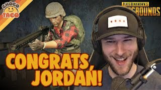 Jordan Wins $5000 and Duos with chocoTaco - PUBG Gameplay