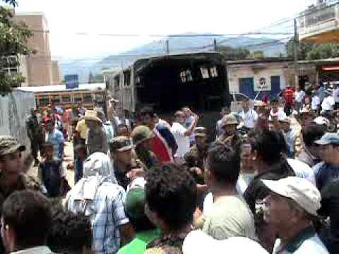 HONDURAS GOLPE DE ESTADO 01 cierre radio progreso