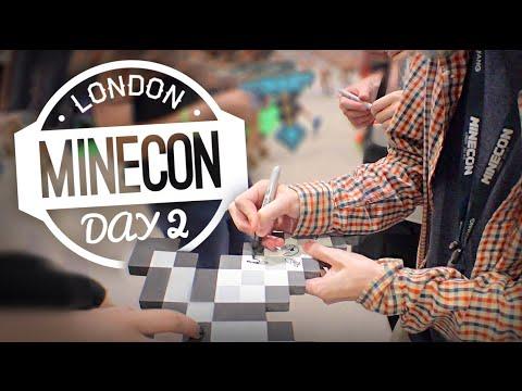 MINECON 2015 DAY 2 - FinsVlogs #2