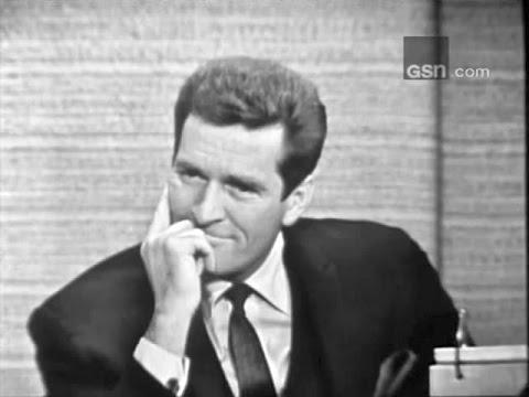 What's My Line? - Sam Spiegel; Hugh O' Brian; PANEL: Tony Randall, Joanna Barnes (Jan 30, 1966)