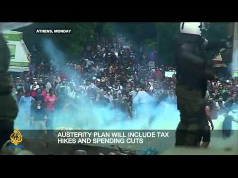 Inside Story - Greece: Bailouts, austerity and protests