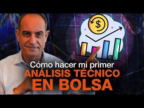 Como hacer mi primer analisis tecnico para invertir en Bolsa .... o en cualquier otro mercado