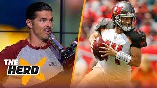 Download Lagu David Carr talks Fitzmagic, Patrick Mahomes, Week 2 QB play   NFL   THE HERD Gratis STAFABAND