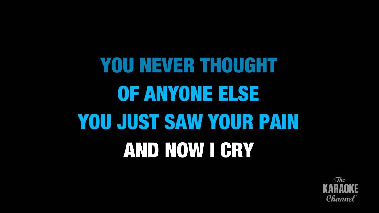 Ne-Yo - Because Of You Lyrics | MetroLyrics